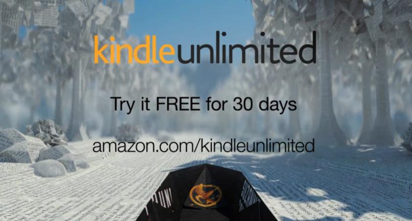 Amazon unveils Kindle Unlimited, an e-book subscription