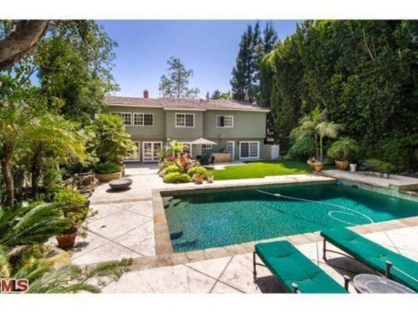 Movie producer Bill Fay has listed his home in the 90210 ZIP Code for $2.899 million.