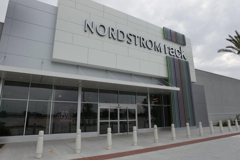 A Nordstrom Rack will open in La Jolla in Fall 2016