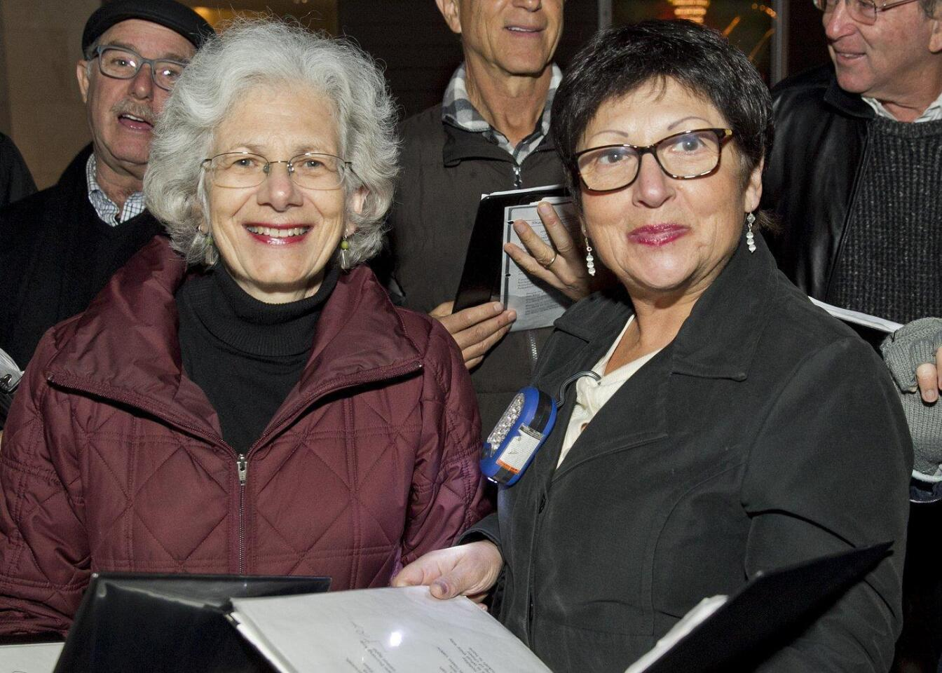 Congregation Beth Am Menorah Lighting