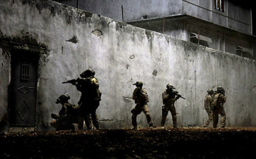 In 'Zero Dark Thirty,' the movie as ideological weapon