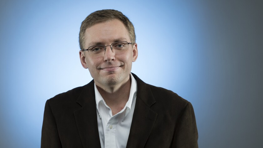 Ben Welsh, an editor who joined The Times in 2007, will lead a newly unified Data and Graphics Department.