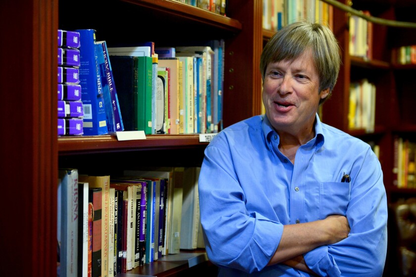 Author Dave Barry in 2016 in Coral Gables, Fla.