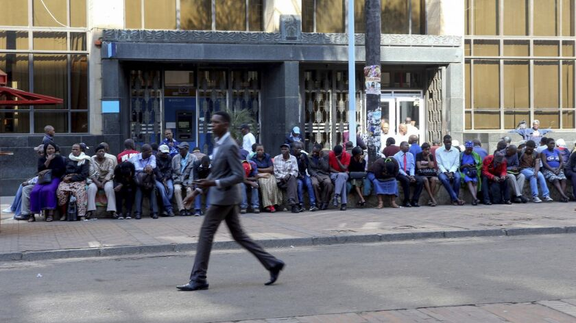 Daily Life In Zimbabwe