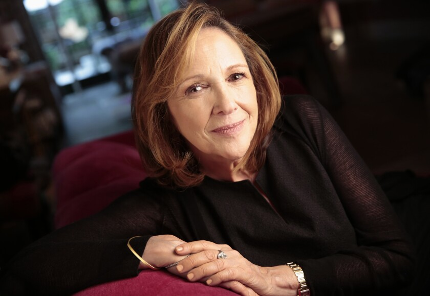 """Ann Druyan is writer and executive producer of """"Cosmos."""" She was married to Carl Sagan, with whom she collaborated for many years, including on the original """"Cosmos."""""""