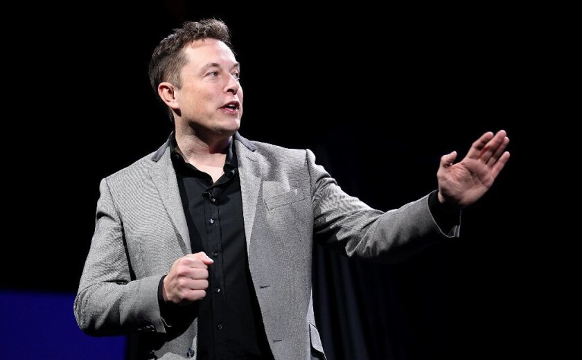 Elon Musk is CEO of Tesla and chairman of SolarCity. This week, shareholders will vote on whether to merge the two companies.
