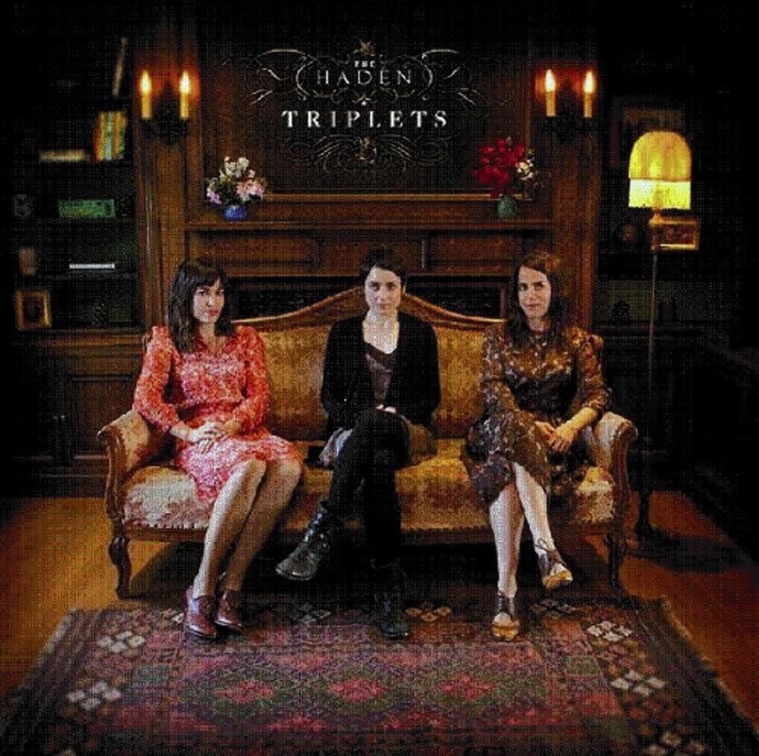 "The Haden Triplets new album, ""The Haden Triplets."""
