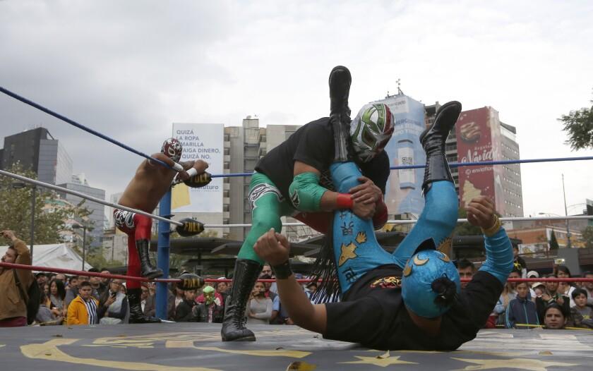Mexico Wrestling
