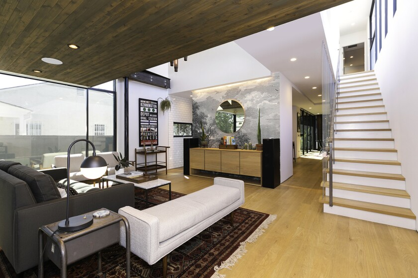 YouTube's SeaNanners lists modern home in West L A  for $2 6