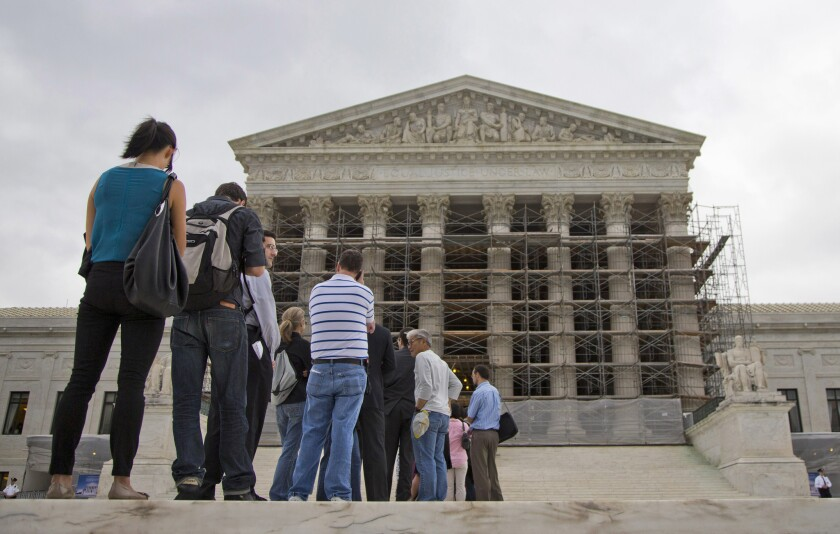 Supreme Court preserves Oklahoma ruling against abortion-drug limits