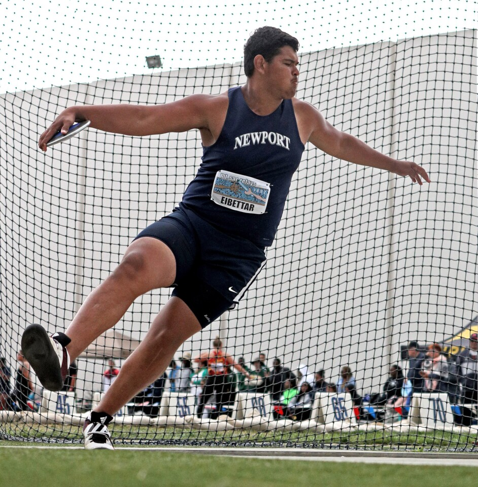 Photo Gallery: Local track and field athletes in the Mt. SAC Relays