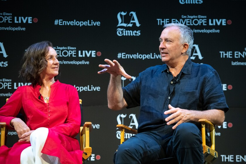 "Los Angeles Times Envelope Live screening of ""The Elephant Queen"""