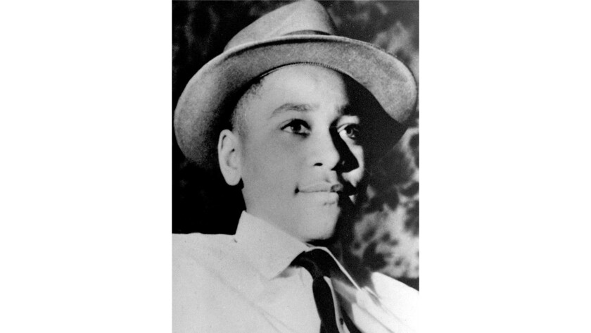 Emmett Louis Till, a 14-year-old visiting from Chicago, was kidnapped, tortured and killed in 1955 in Mississippi.