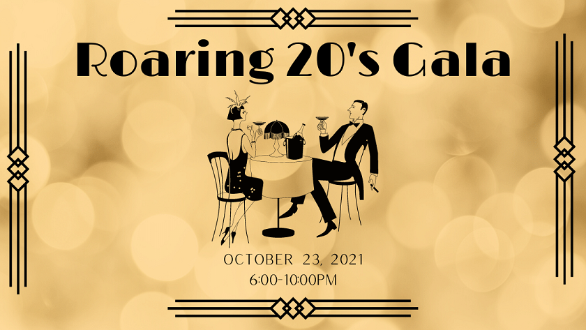 RSF Historical Society's Roaring '20s Gala will be held Oct. 23.