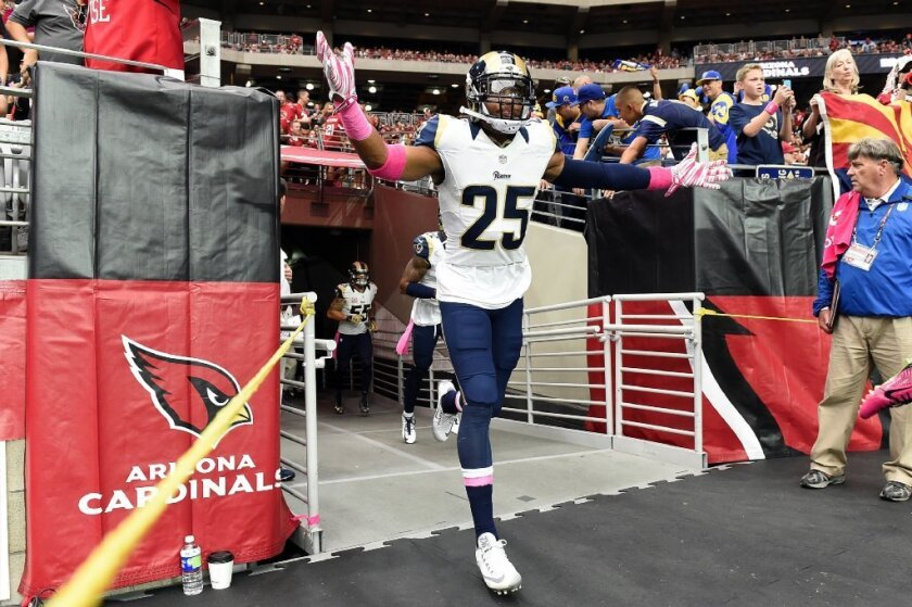 Rams safety T.J. McDonald arrested on suspicion of DUI