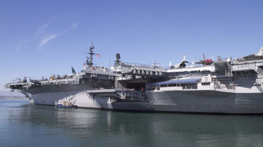 USS Midway Museum ranked No. 5 on the 2017 TripAdvisor list of most popular U.S. museums.
