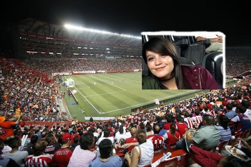 En el recuadro, Flor Leticia Lugo Ramos, quien está desaparecida.