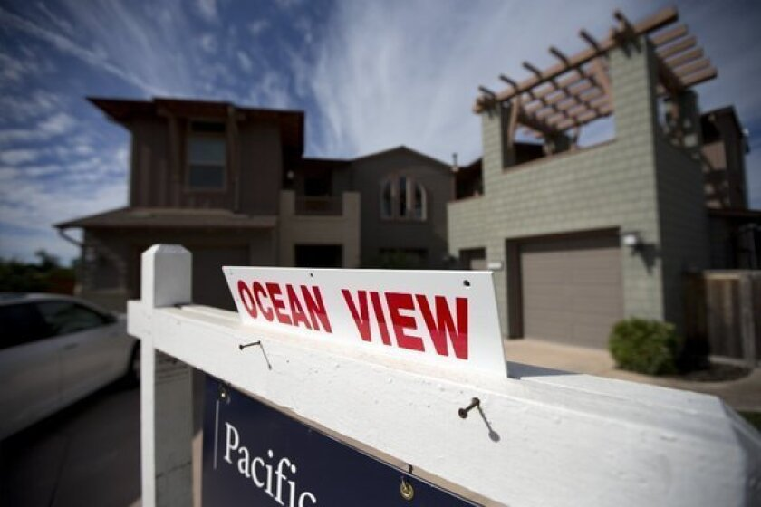The October data on new home sales came in below analyst expectations, but the monthly figures can be volatile.