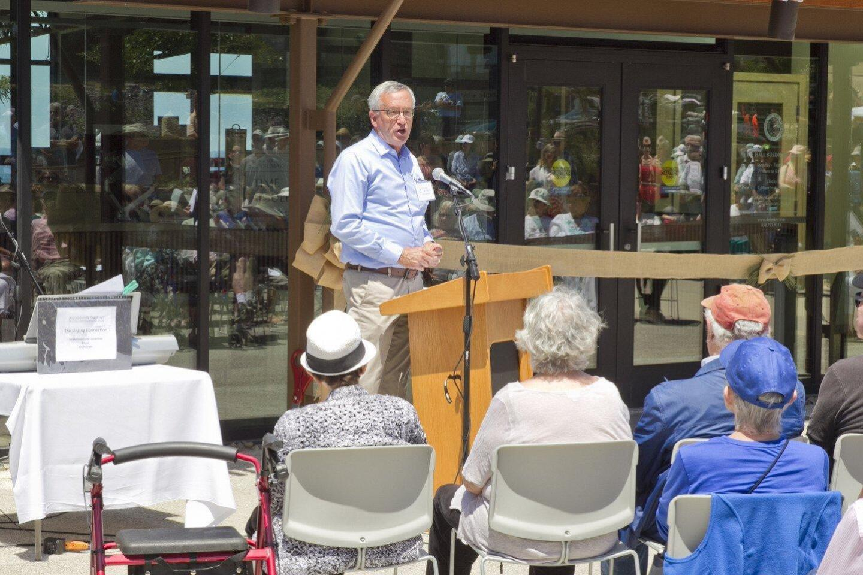 "City councilman Terry Sinnott rcounts how we got here ""The Del Mar Way"""