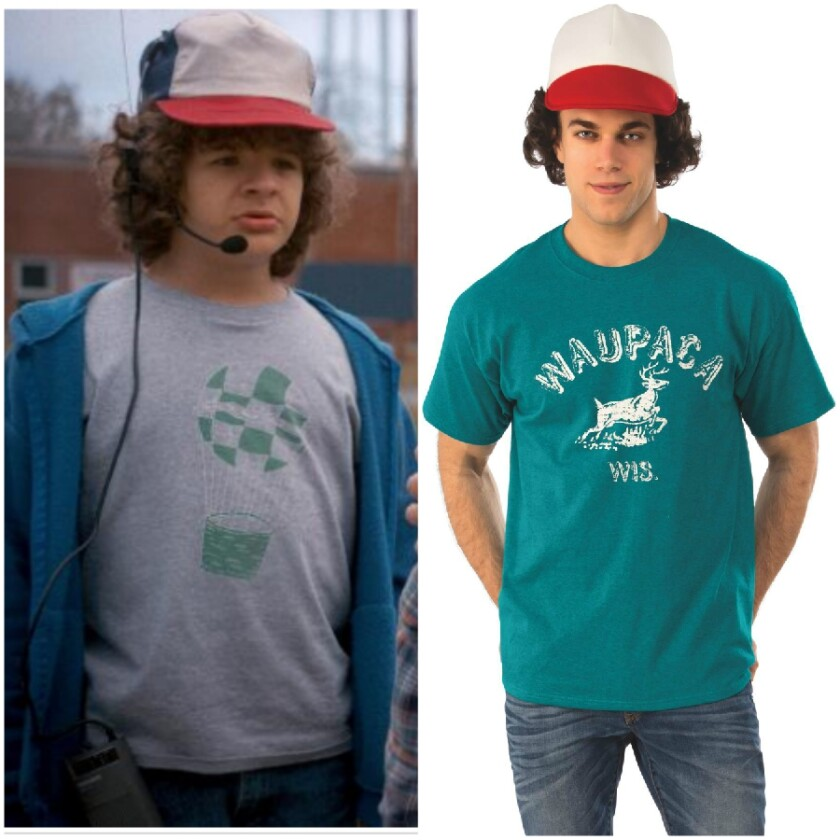 "Dustin Henderson from ""Stranger Things"" has been a popular Halloween costume according to Party City"