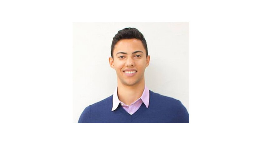 Nicolas Leslie, 20, a UC Berkeley student who died in the Nice, France, attack.
