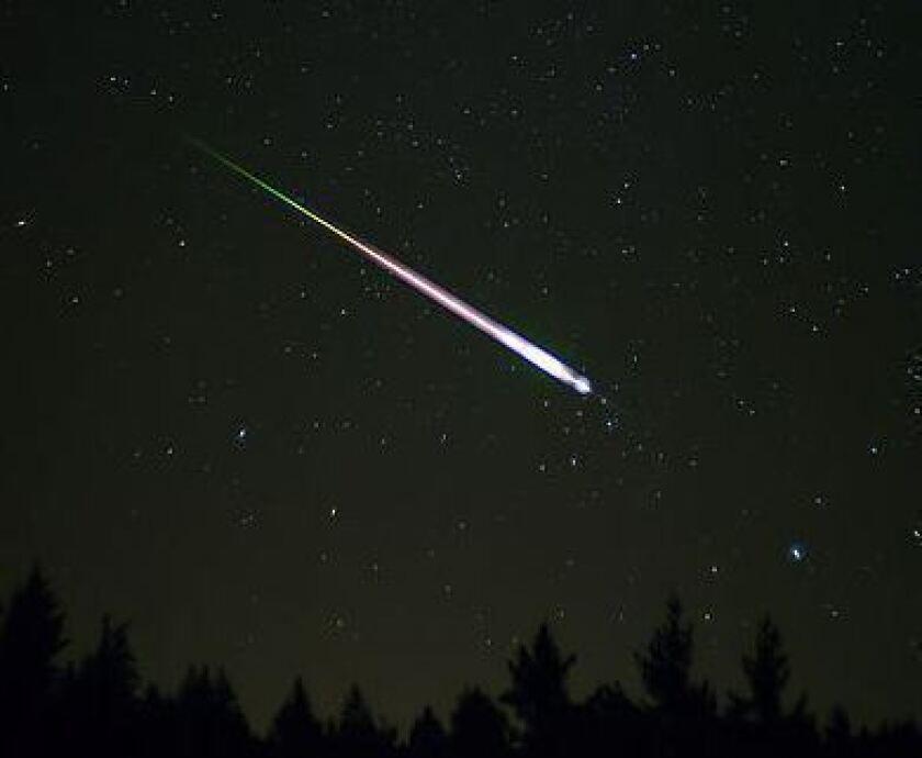 Leonid meteor shower peaks this weekend: Watch with NASA online