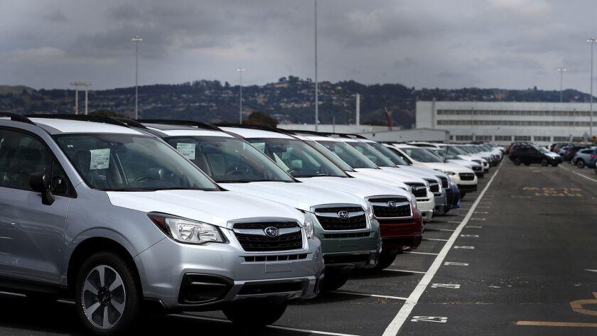 Trump Threatens Heavy Tariffs On Automotive Imports
