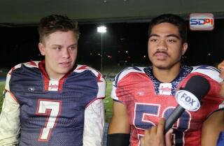 San Diego Prep Insider : Five questions with Anthony Sola and Ace Roach