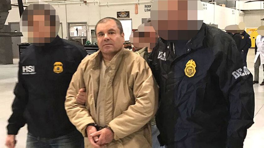Prosecutors rest their case in trial of El Chapo