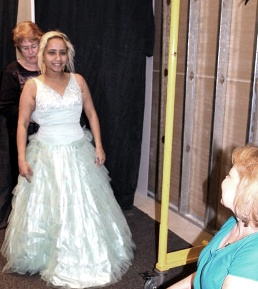 Donations could help dress up a special night for kidney-disease survivors
