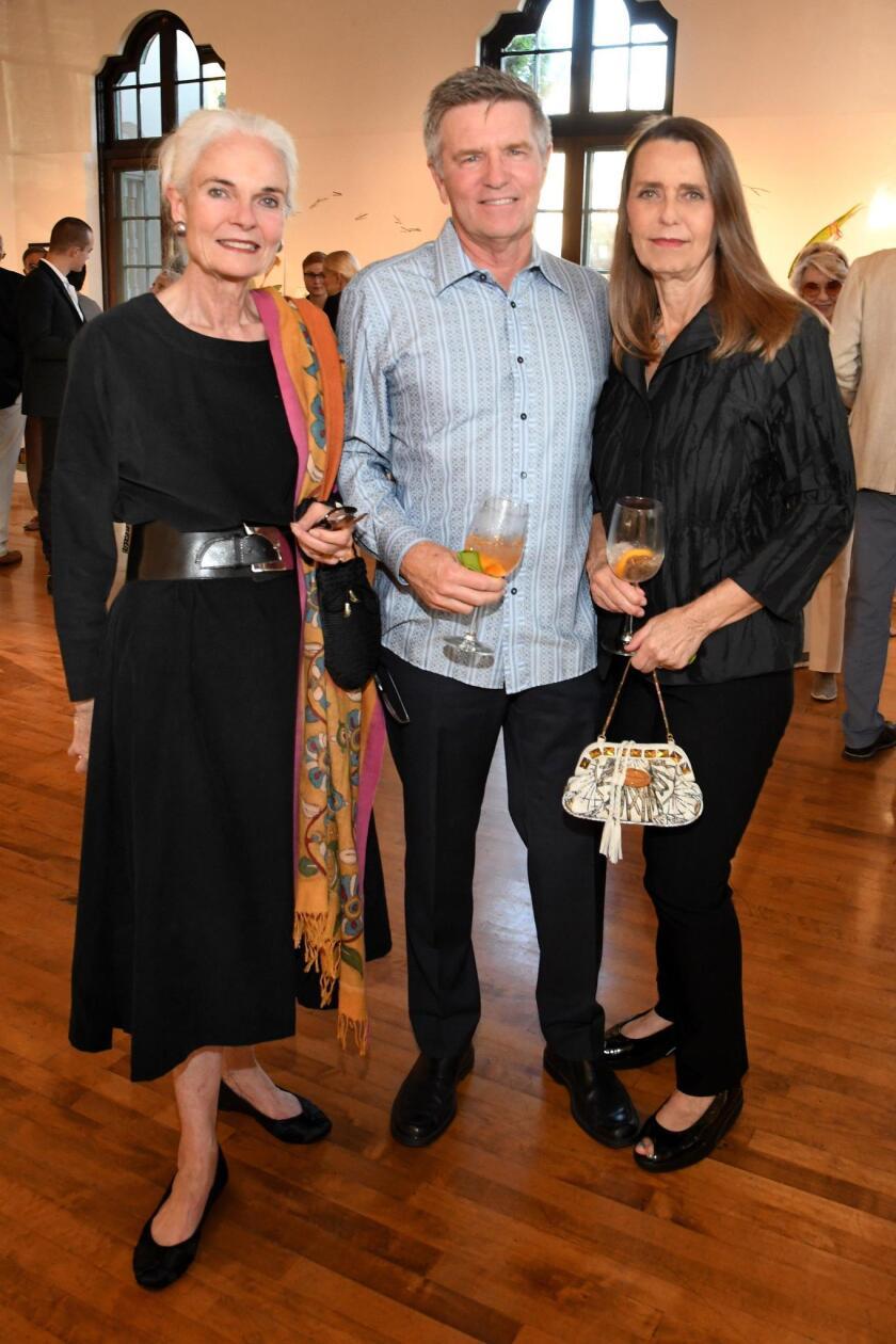 Maria Munroe-Browne, Bob and Catherine Palmer