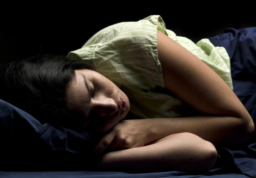Sleep and daylight saving time
