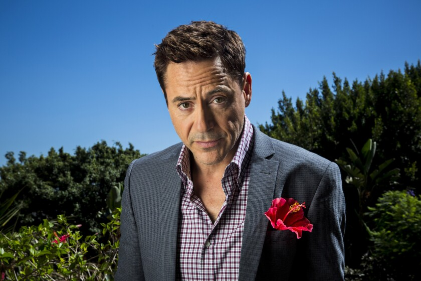 Robert Downey Jr. drops superhero mask, has new mission in 'The Judge'