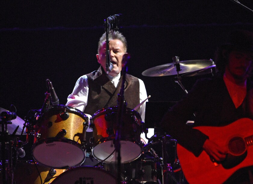 The Eagles' Don Henley