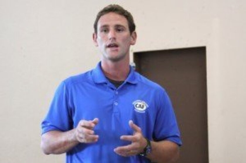 Challenged Athlete Eric McElvenny shares his connections to the group.