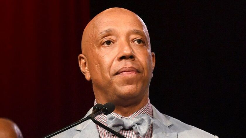 Russell Simmons targeted Oprah Winfrey in an Instagram post on Friday.