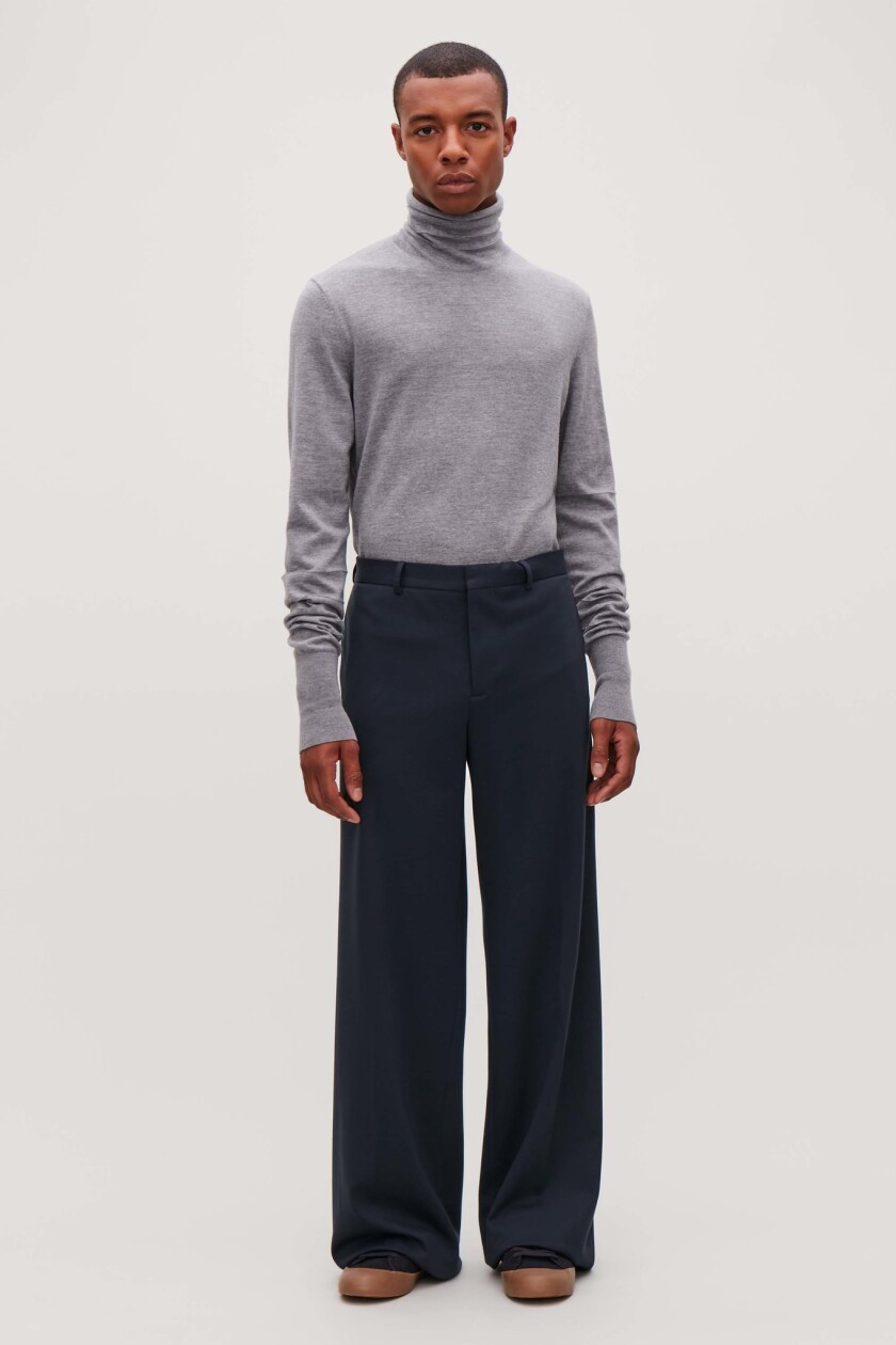 UK-based COS launched its new menswear line, Soma, in September Credit - COS