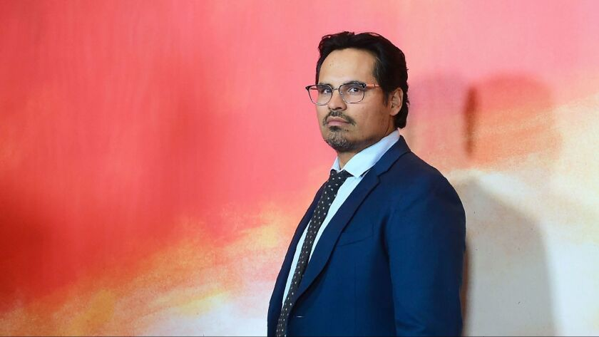 IMDb file: The versatile Michael Peña takes on projects from