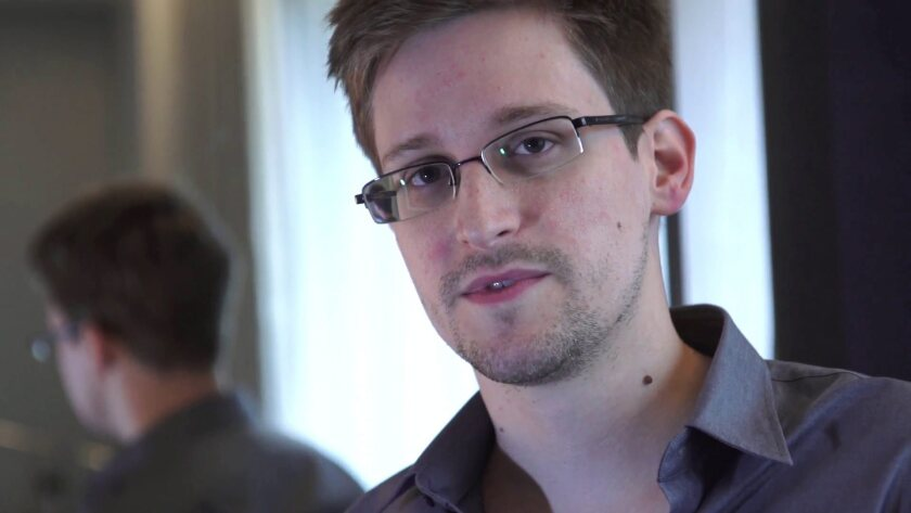 Edward Snowden, shown in a screen capture of a video interview he conducted with the Guardian newspaper before going into hiding, is said to have asked more than 20 countries for asylum.