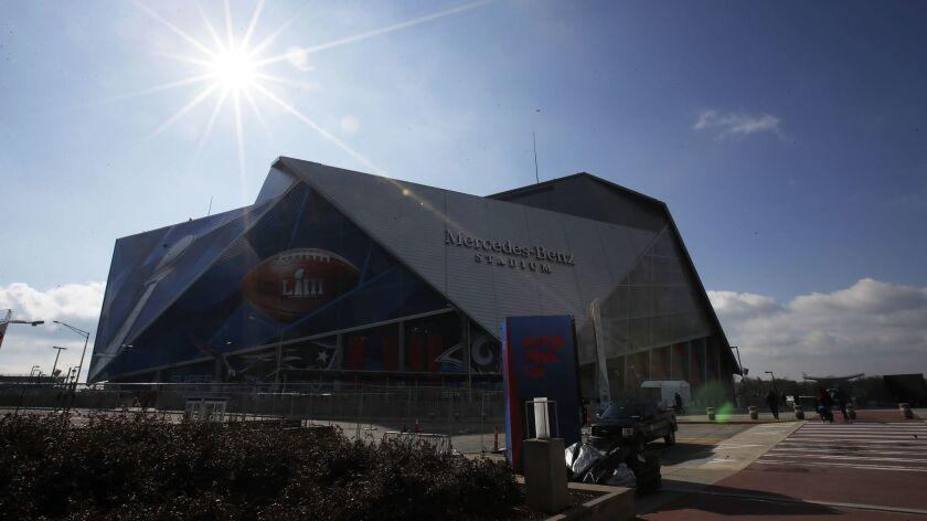 Super Bowl LIII, Atlanta, USA - 29 Jan 2019