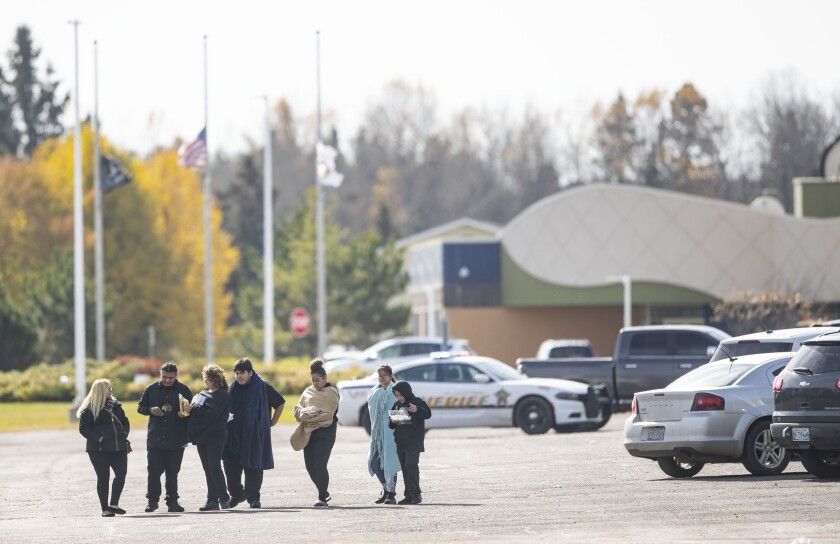 School Lockdown-Minnesota