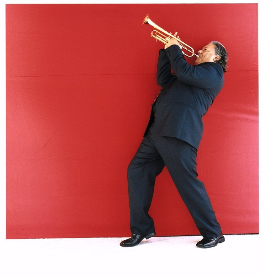 """Arturo Sandoval, on his love for the music: """"When you improvise in jazz, you're speaking out of your heart and on the spot."""""""