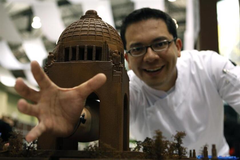 El chef mexicano José Ramón del Castillo. EFE/Archivo