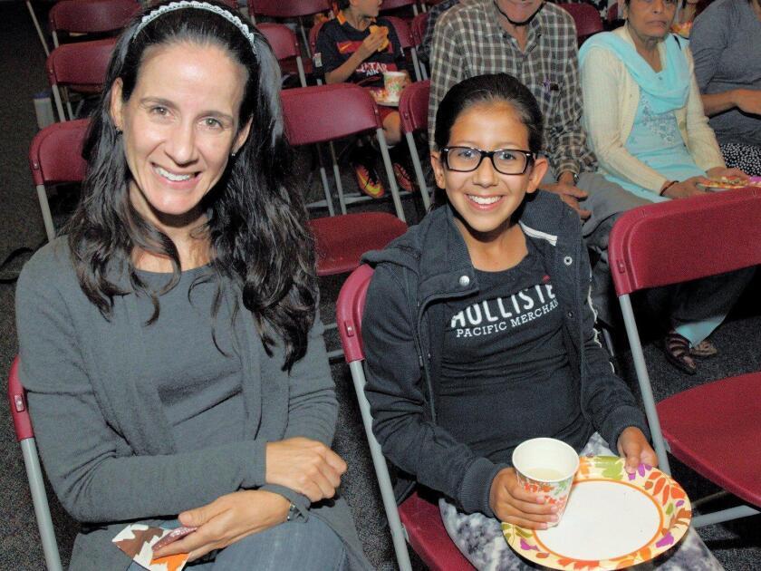 Fabiana and Claudia Arriada
