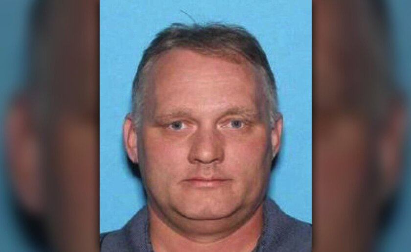 The FBI claims gun suspect Jeffrey Clark was a fan of Robert Bowers (photo), who is accused of killing 11 Jewish worshipers on Oct. 27.