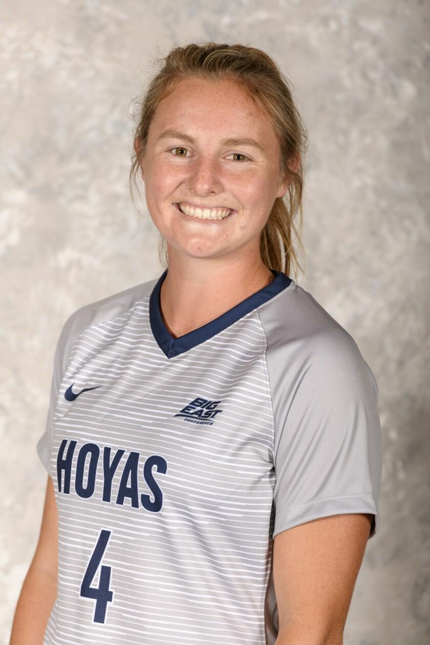 Women's Soccer Headshots User Upload Caption: Kyra Carusa