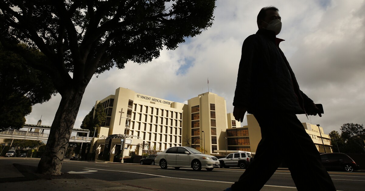 These doctors brought a shuttered L.A. hospital back to life to fight coronavirus