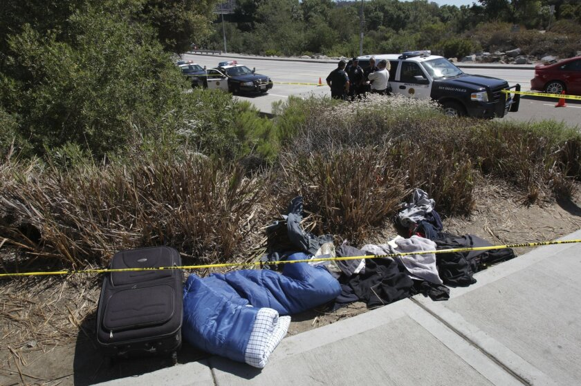 Body found floating in river in Mission Valley - The San