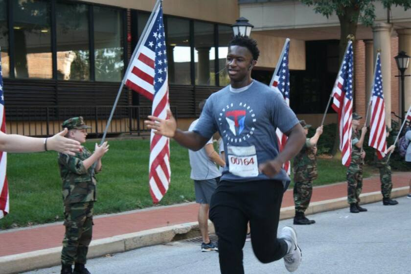 The San Diego 9/11 Heroes Run 5K race will be held at 8:30 a.m. on Sept. 11 at Rancho Bernardo High School.