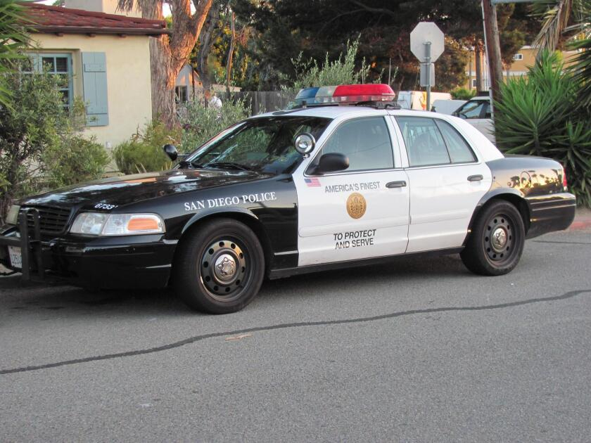 To report a non-emergency crime, call the San Diego Police Department at (858) 484-3154. In an emergency, dial 911.